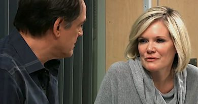 General Hospital Spoilers: Ava Jerome (Maura West) - Kevin Collins (Jon Lindstrom)
