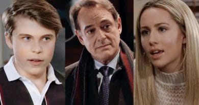 General Hospital Spoilers: Cameron Webber (William Lipton) - Ryan Chamberlain (Jon Lindstrom) - Josslyn Jacks (Eden McCoy)