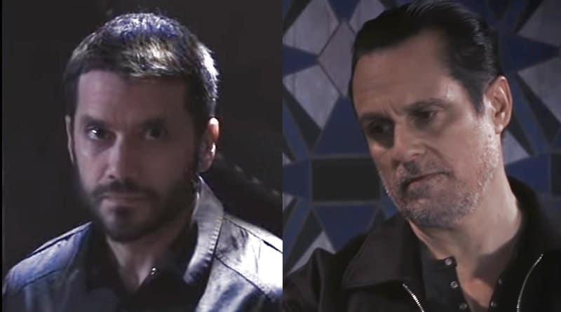 General Hospital Spoilers: Sonny Corinthos (Maurice Benard) - Dante Falconeri (Dominic Zamprogna)