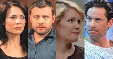 General Hospital Spoilers: Elizabeth Webber (Rebecca Herbst) - Drew Cain (Billy Miller) - Ava Jerome (Maura West) - Franco Baldwin (Roger Howarth)
