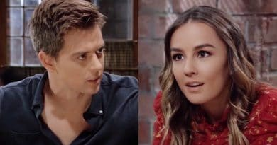 General Hospital Spoilers: Michael Corinthos (Chad Duell) - Kristina Corinthos (Lexi Ainsworth)