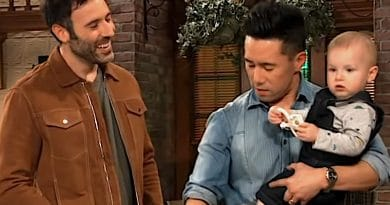 General Hospital Spoilers: Shiloh Archer (Coby Ryan McLaughlin) - Brad Cooper (Parry Shen) - Wiley Cooper-Jones (Theo and Erik Olson)