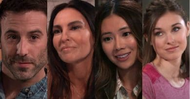 General Hospital Spoilers: Shiloh Archer (Coby Ryan McLaughlin) Harmony (Inga Cadranel) Daisy (Kelsey Wang) - Willow Tait (Katelyn MacMullen)