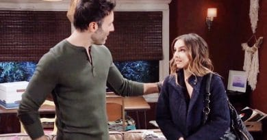 General Hospital Spoilers: Shiloh Archer (Coby Ryan McLaughlin) - Kristina Corinthos (Lexi Ainsworth)