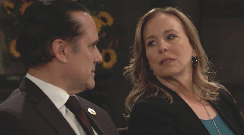 General Hospital Spoilers: Sonny Corinthos (Maurice Benard) Laura Spencer (Genie Francis)