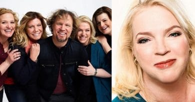Sister Wives: Janelle Brown - Christine Brown - Meri Brown - Kody Brown - Janelle Brown - Robyn Brown