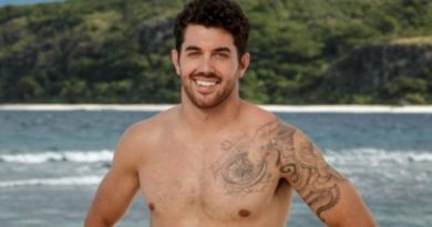 Survivor Spoilers: Chris Underwood - Edge of Extinction