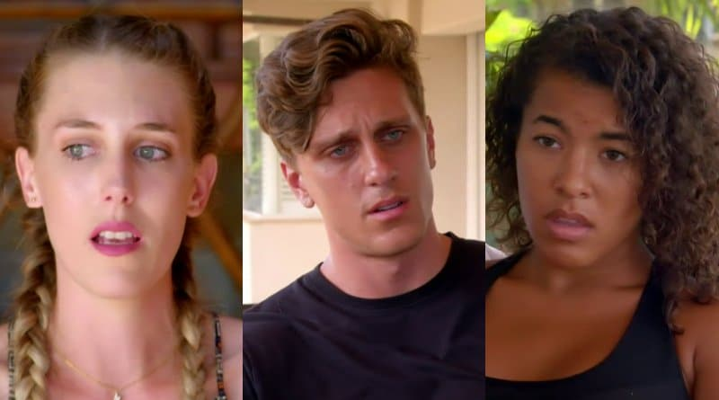 Temptation Island Recap: Kaci Campbell - Evan Smith - Morgan Lolar