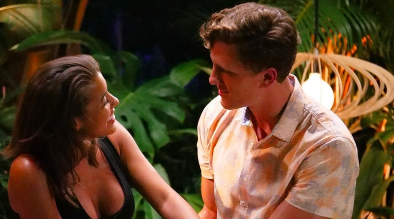 Temptation Island Recap: Motgan Lolar -Evan Smith