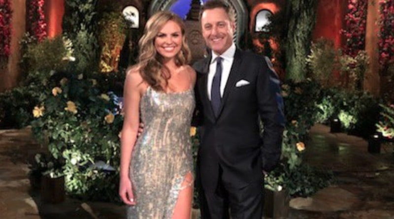 The Bachelorette: Hannah Brown - Chris Harrison
