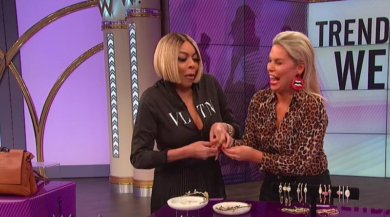Wendy Williams Show: Wendy Williams - Emily Loftiss