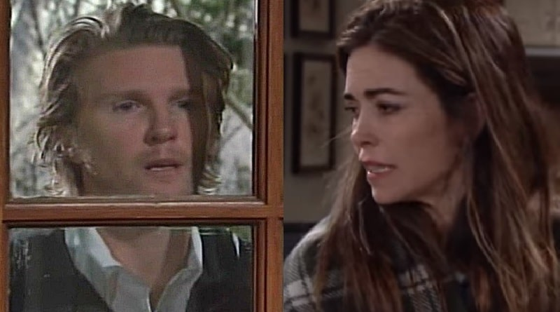 Young and the Restless: JT Hellstrom (Thad Luckinbill) - Victoria Newman (Amelia Heinle)