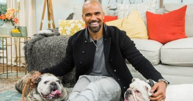 Young and the Restless: Malcolm Winters (Shemar Moore)