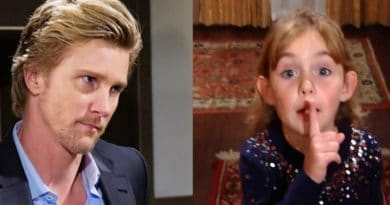 Young and the Restless Spoilers: JT Hellstrom (Thad Luckinbill) - Katie Newman (Sienna Mercuri)