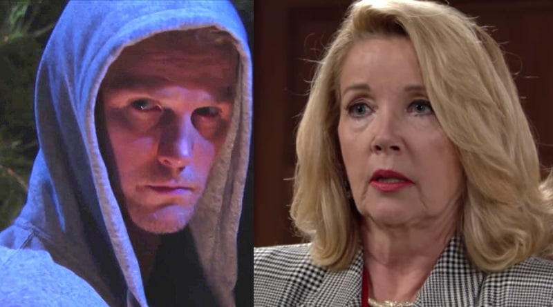 Young and the Restless Spoilers - JT Hellstrom (Thad Luckinbill) - Nikki Newman (Melody Thomas Scott)