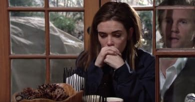Young and the Restless Spoilers : JT Hellstrom (Thad Luckinbill) - Victoria Newman (Amelia Heinle)