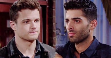 Young and the Restless Spoilers: Kyle Abbott (Michael Mealor) - Arturo Rosales (Jason Canela)