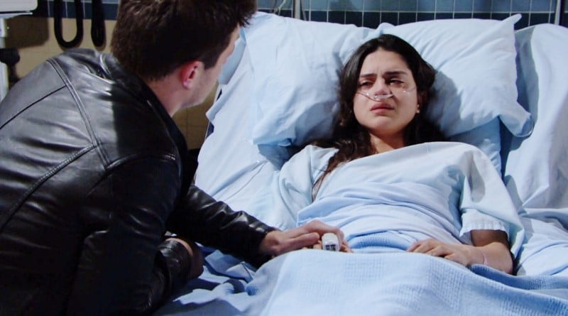Young and the Restless Spoilers: Kyle Abbott (Michael Mealor) - Lola Rosales (Sasha Calle)