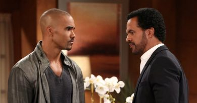 Young and the Restless Spoilers: Neil Winters (Kristoff St John) - Malcolm Winters (Shemar Moore)q