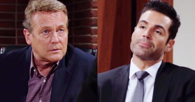 Young and the Restless Spoilers: Paul Williams (Doug Davidson) - Rey Rosales (Jordi Vilasuso)