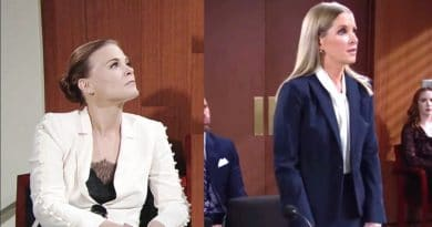 Young and the Restless Spoilers: Phyllis Abbott (Gina Tognoni) - Christine Williams (Lauralee Bell)