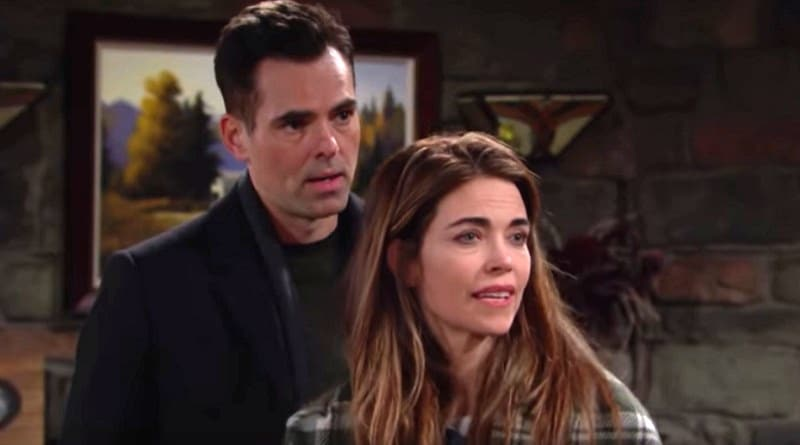 Young and the Restless Spoilers: Victoria Newman (Amelia Heinle) - Billy Abbot (Jason Thompson)