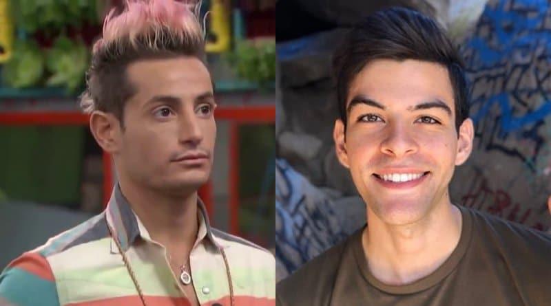 Big Brother: Frankie Grande - Hale Leon (boyfriend)
