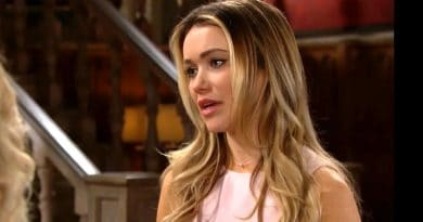 Bold and the Beautiful Spoilers: Flo Fulton: Katrina Bowden