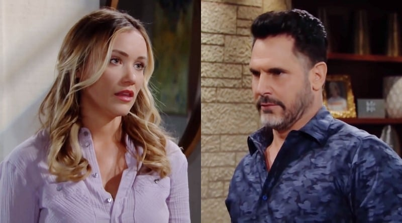 Bold and the Beautiful Spoilers: Flo Fulton (Katrina Bowden) - Bill Spencer (Don Diamont)