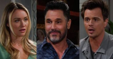 Bold and the Beautiful Spoilers: Flo Fulton (Katrina Bowden) - Bill Spencer (Don Diamont) - Wyatt Spencer (Darin Brooks)