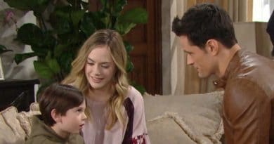 Bold and the Beautiful Spoilers: Hope Logan (Annika Noelle) - Thomas Forrester (Matthew Atkinson) - Douglas Forrester (Henry Joseph Samiri)