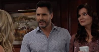 Bold and the Beautiful Spoilers: Katie Logan (Heather Tom) - Shauna Fulton (Denise Richards) - Bill Spencer (Don Diamont)