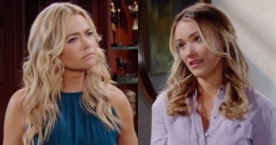 Bold and the Beautiful Spoilers: Shauna Fulton (Denise Richards) - Flo Fulton (Katrina Bowden)