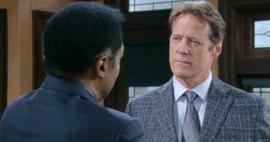 Days of Our Lives Spoilers: Abe Carver (James Reynolds) - Jack Deveraux (Matthew Ashford)