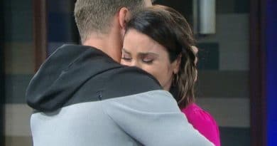Days of Our Lives Spoilers: Brady Black (Eric Martsolf) - Chloe Lane (Nadia Bjorlin)