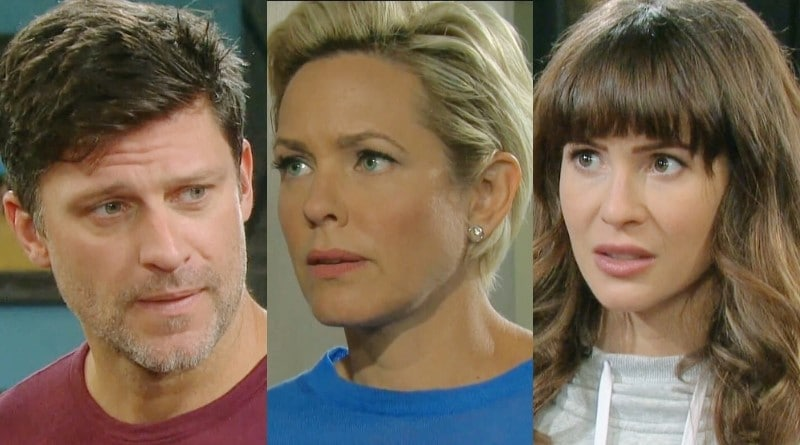 Days of Our Lives Spoilers: Eric Brady (Greg Vaughan) - Nicole Walker (Arianne Zucker) - Sarah Horton (Linsey Godfrey)