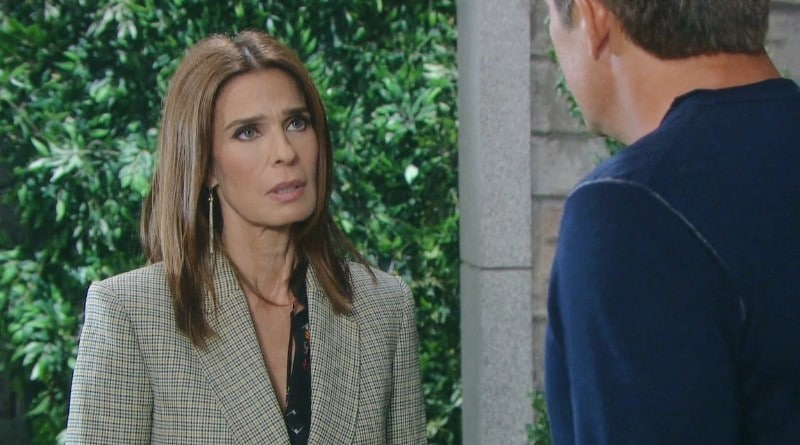 Days of Our Lives Spoilers: Hope Brady (Kristian Alfonso) - Rafe Hernandez (Galen Gering)