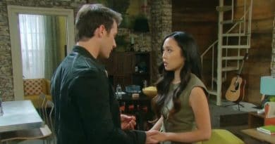 Days of Our Lives Spoilers: JJ Deveraux (Casey Moss) - Haley Chen (Thia Megia)