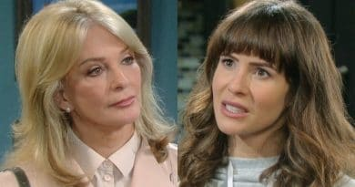 Days of Our Lives Spoilers: Marlena Evans (Deidre Hall) - Sarah Horton (Linsey Godfrey)