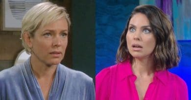 Days of Our Lives Spoilers: Nicole Walker (Arianne Zucker) - Chloe Lane (Nadia Bjorlin)