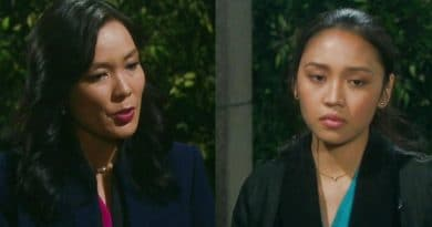 Days of Our Lives Spoilers: Melinda Trask (Laura Kai Chen) - Haley Chen (Thia Megia)