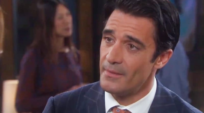 Days of Our Lives Spoilers: Ted Laurent (Gilles Marini)