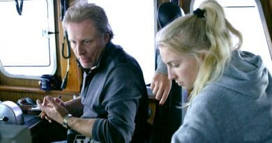 Deadliest Catch: Sig Hansen - Mandy Hansen