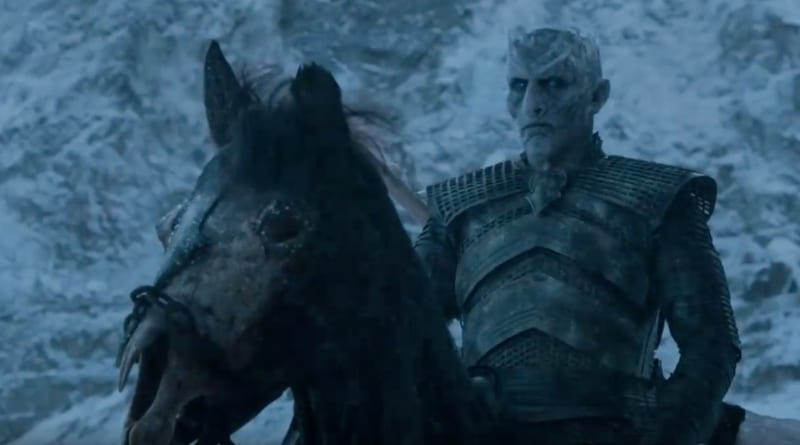 Game Of Thrones The Night King S Identity Finally Revealed Is He A Targaryen Soap Dirt