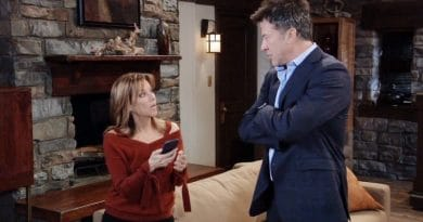 General Hospital Spoilers: Alexis Davis (Nancy Lee Grahn) - Neil Byrne (Joe Flanigan)