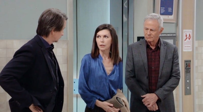 General Hospital Spoilers Robert Ruins Finn S Proposal To Anna Soap Dirt