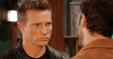 General Hospital Spoilers: Jason Morgan (Steve Burton) - Shiloh Archer (Coby Ryan McLaughlin)