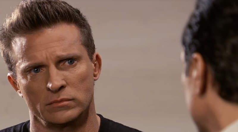 General Hospital Spoilers: Jason Morgan (Steve Burton) Sonny Corinthos (Maurice Benard)
