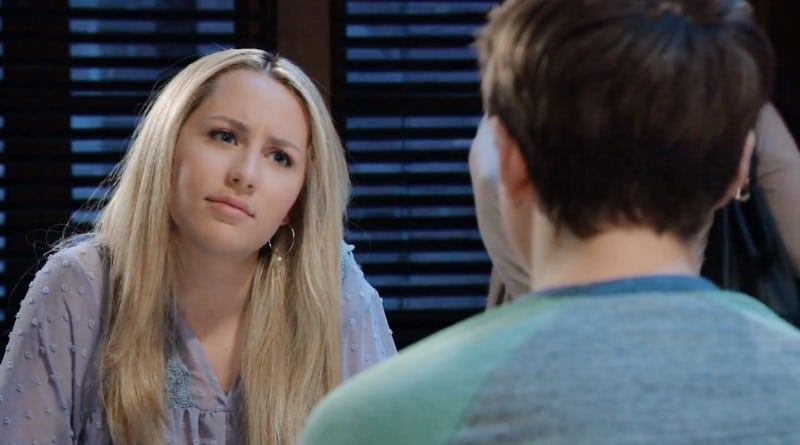 General Hospital Spoilers: Josslyn Jacks (Eden McCoy) - Cameron Spencer (William Lipton)