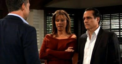 General Hospital Spoilers: Neil Byrne (Joe Flanigan) Alexis Davis (Nancy Lee Grahn) -Sonny Corinthos (Maurice Benard)